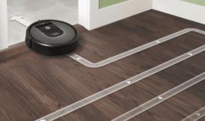 Fonctionnement aspirateur robot